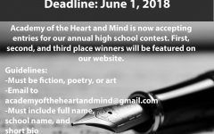 Academy of the Heart and Mind High School Contest